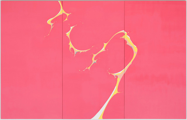 , 'Rose Milk,' 1997, Gagosian