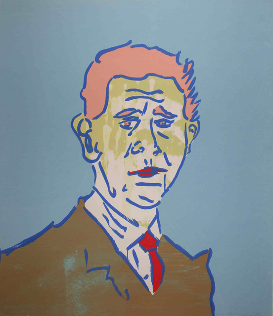 Otto Muehl, 'Prince Charles', 1989, Eric Dupont