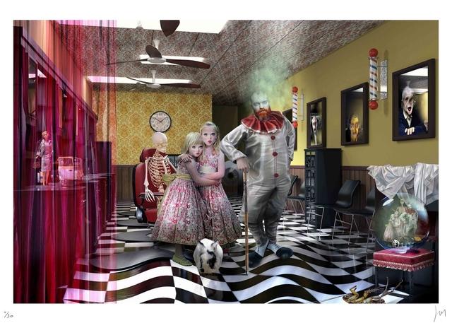 LIONEL MORATEUR, 'LE LAPIN BLANC', 2019, Poulpik Gallery