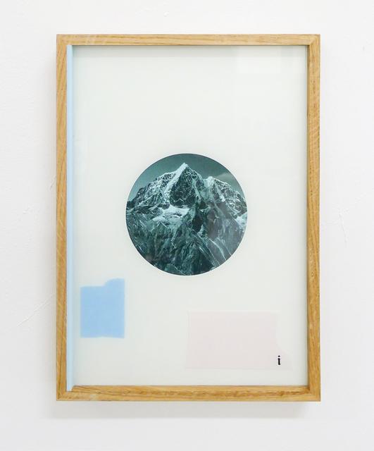 , 'Endurance Flag *i,' 2017, Galerie Kandlhofer