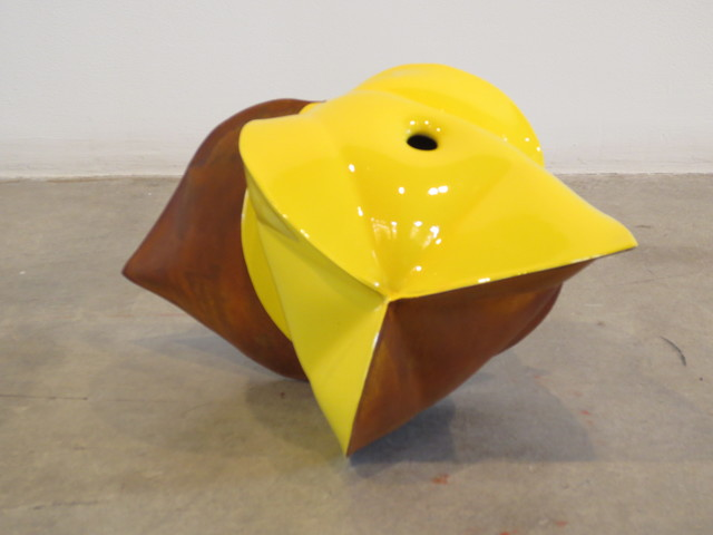 , 'I Just Can't Cope-Acabana Yellow,' 2014, Charlotte Jackson Fine Art