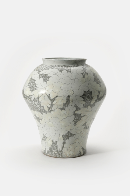 , 'Buncheong Moranmoon Jar,' 2018, Soluna Fine Art