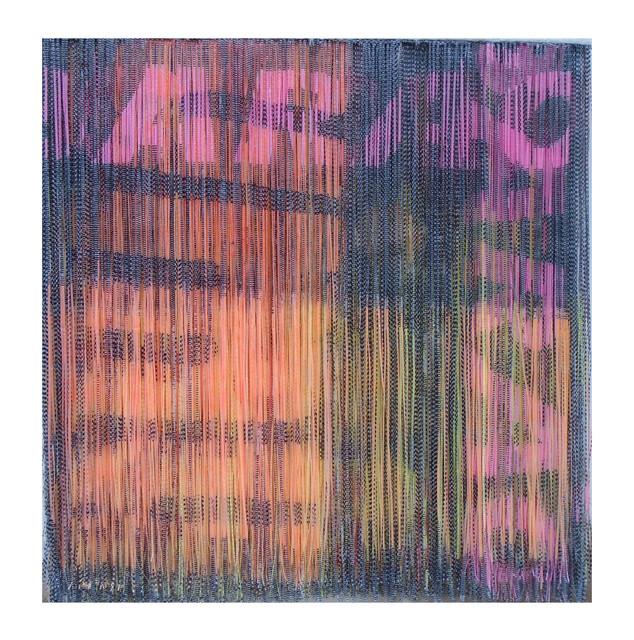, 'Faixas 2,' 2015, Galeria Luisa Strina