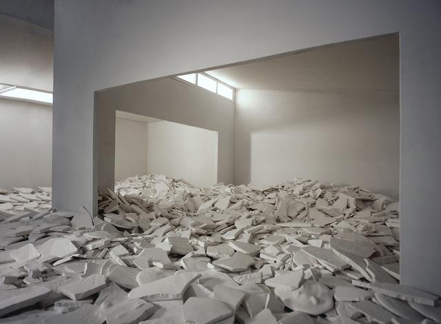 , 'Broken Plaster,' 2011, DENK Gallery