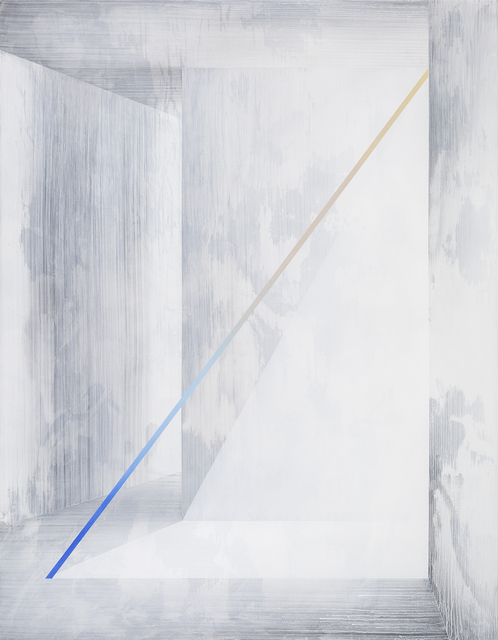 , 'Framing Light 12,' 2018, Christine König Galerie