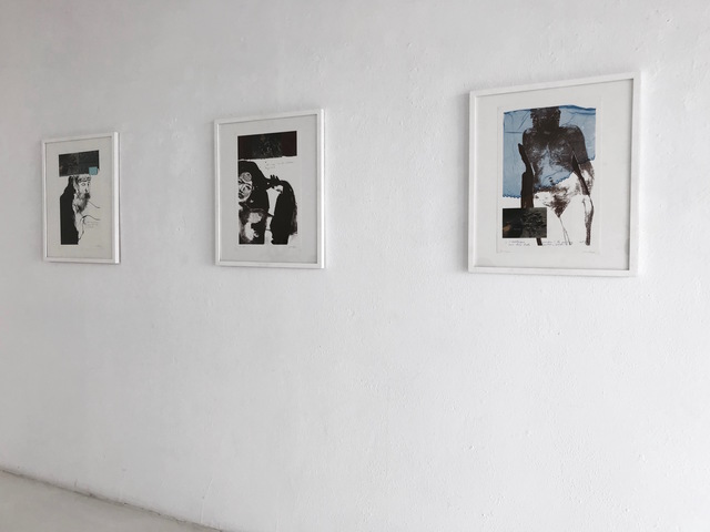 , 'TROIS ODALISQUES DE JEAN LE GAC,' 1998, Brigitte March International Contemporary Art
