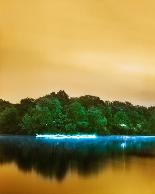 , 'Horseshoe Lake,' 2013, Sous Les Etoiles Gallery
