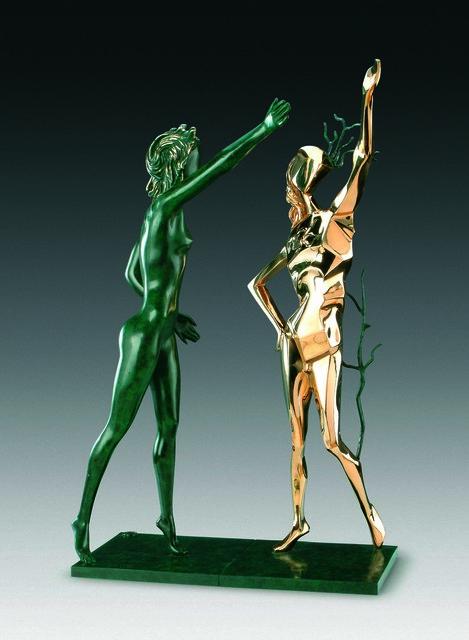 Salvador Dalí, 'Homage To Terpsichore', 1977, Sculpture, Bronze lost wax process, Dali Paris