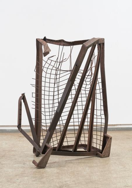 , 'Siebträger,' 2018, Galerie Nathalie Obadia