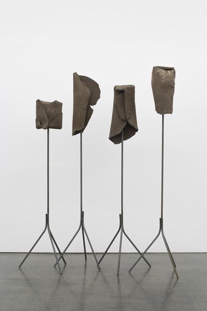 , 'Vier Räuber,' 2014, Meyer Riegger