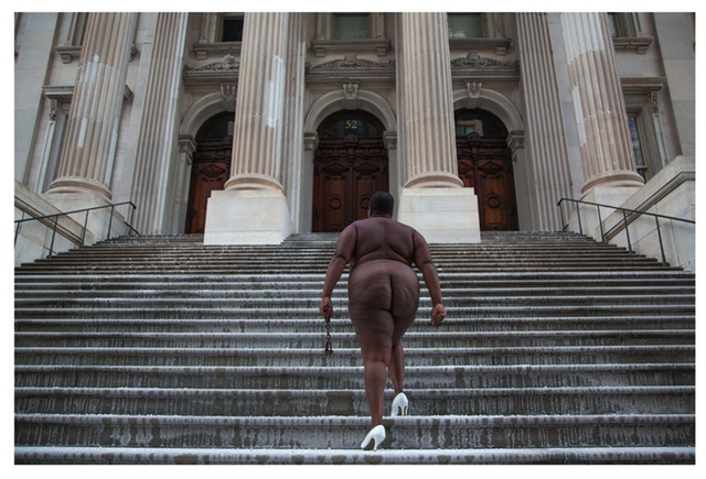 , 'Over Her Dead Body, Tweed Courthouse, Brooklyn, NY ,' 2013, Steven Kasher Gallery