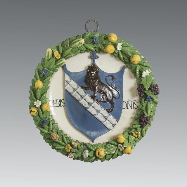 , 'Tondo with Visdomini crest,' 1510-1515, Brun Fine Art