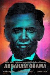 Abraham Obama (Silver Lettering)