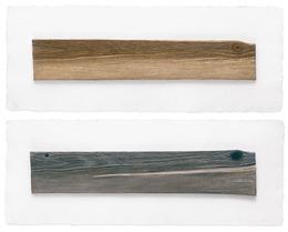 Ed Ruscha, 'Old Wood/ New Wood', 2007, Galerie Maximillian