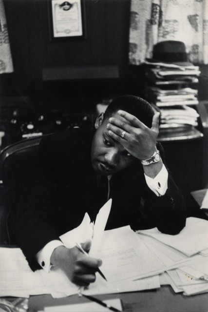 , 'Martin Luther King. Atlanta. 1961.,' , Danziger Gallery