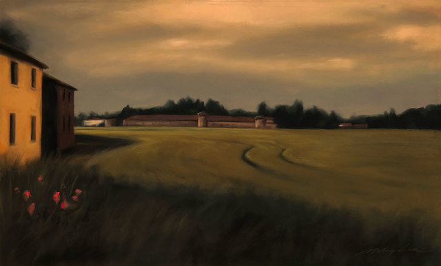 , 'Wheat Field,' 2006, William Baczek Fine Arts