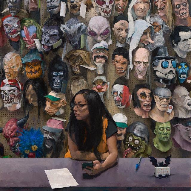 , 'Costume Shop,' 2018, ARCADIA CONTEMPORARY