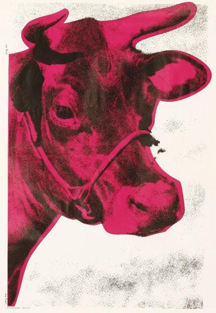 Andy Warhol, 'Cow Poster', 1976, Sworders