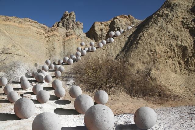 , 'Piedras Blancas, from the film process,' 2015, Sicardi Gallery