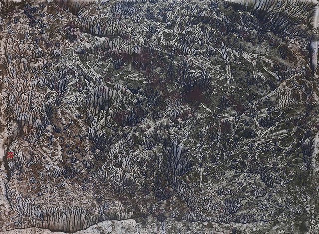 , 'Mountains (No. 227),' 2001, Pékin Fine Arts