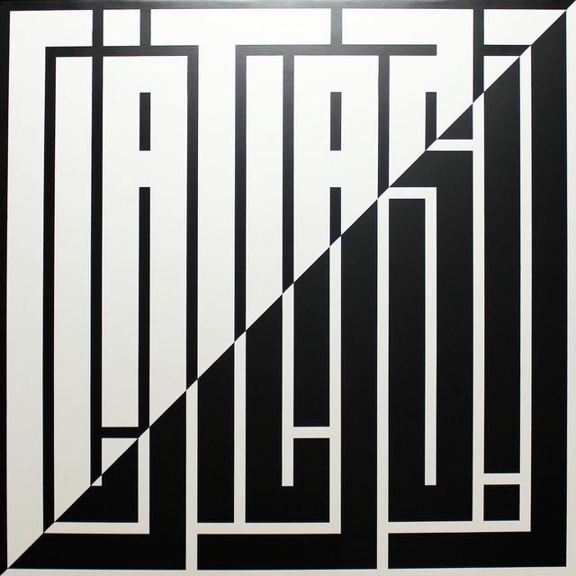L'ATLAS, 'Not doing things by halves', 2019, Galerie Perahia