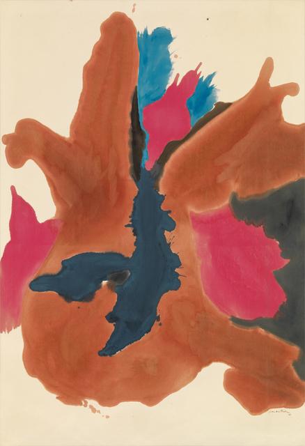, 'Pink Lady,' 1963, Gagosian