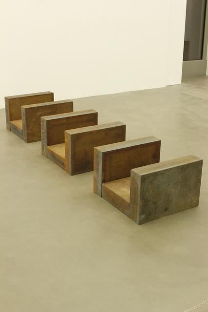 , 'Ecco Homo / Perfect Pitch,' 1989, Galerie Hans Mayer