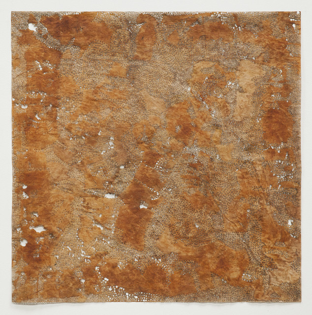 , 'Rust 5,' 2013, Heather Gaudio Fine Art