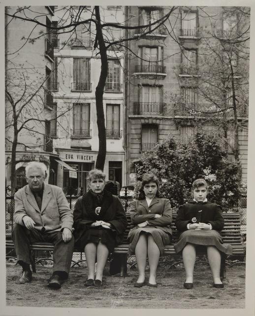 , 'Calder et sa famille  ,' 1954, Galerie Nathalie Obadia