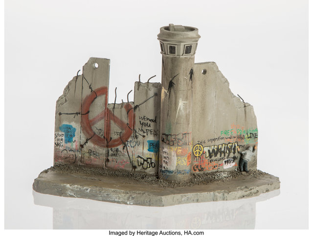 After Banksy, 'Defeated', 2018, Heritage Auctions