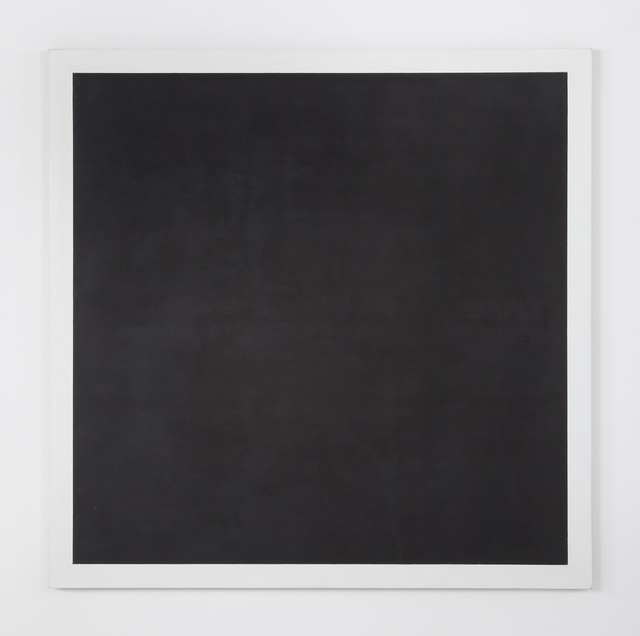 , 'Black Square,' 1953, Fondation Beyeler