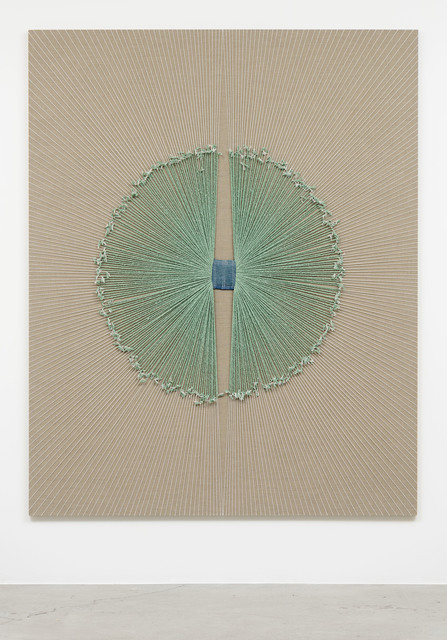 , 'Mandala V,' 2015, Galeria Luisa Strina