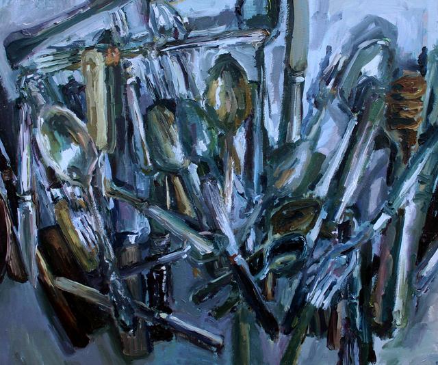, 'Milnerton Market Fever Dream,' 2019, 99 Loop Gallery