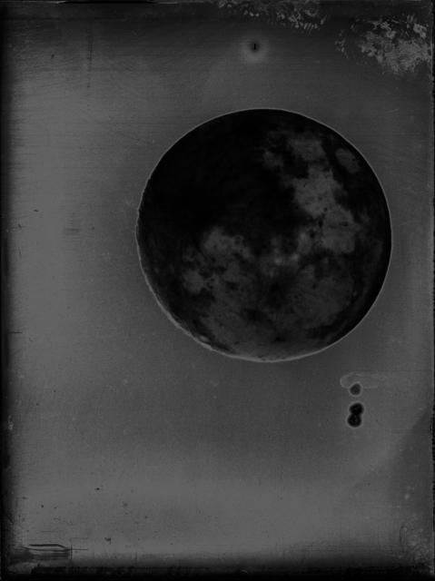 Johan Österholm, 'Untitled Lunar Negative', 2019, Monica De Cardenas