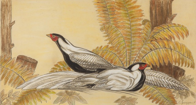 , 'Formosa Silver Pheasants,' , Galerie Dumonteil