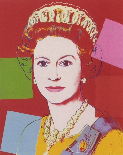 Andy Warhol, 'Reigning Queens: Queen Elizabeth II of the United Kingdom', 1985, Coskun Fine Art