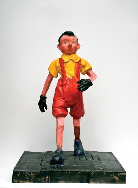 , 'Model for the Boras Monument,' 2008, Galerie de Bellefeuille