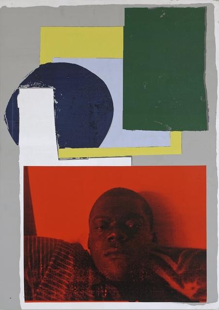 Linus Bill + Adrien Horni, 'Gemälde, p. 25', 2016, Wilde | Geneva, Switzerland