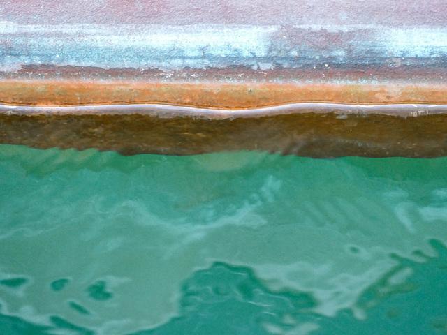 , 'Vintage Marina/ Emerald, Mauve and Orange,' 2018, Dab Art