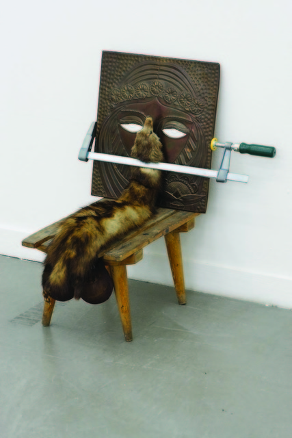 , 'Untitled (Wolf),' 2007, Museum Dhondt-Dhaenens