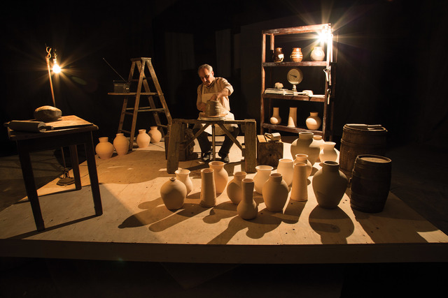 Ben Hagari, 'Potter's Will', 2015-2016, Tel Aviv Museum of Art