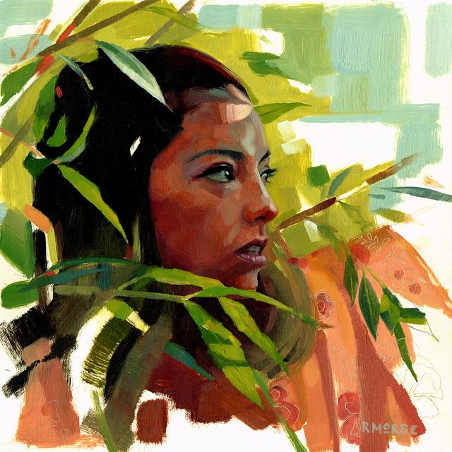 Ryan Morse, 'Peering Out', 2019, Abend Gallery