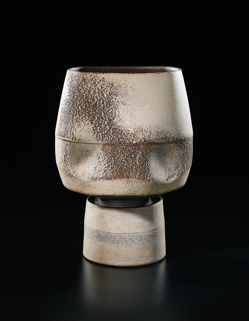 Hans Coper, 'Pot with four indents and cylindrical foot', ca. 1975, Phillips