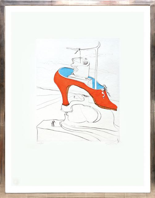 , 'Le malédiction vaincu. (The Curse Conquered).,' 1974, Peter Harrington Gallery