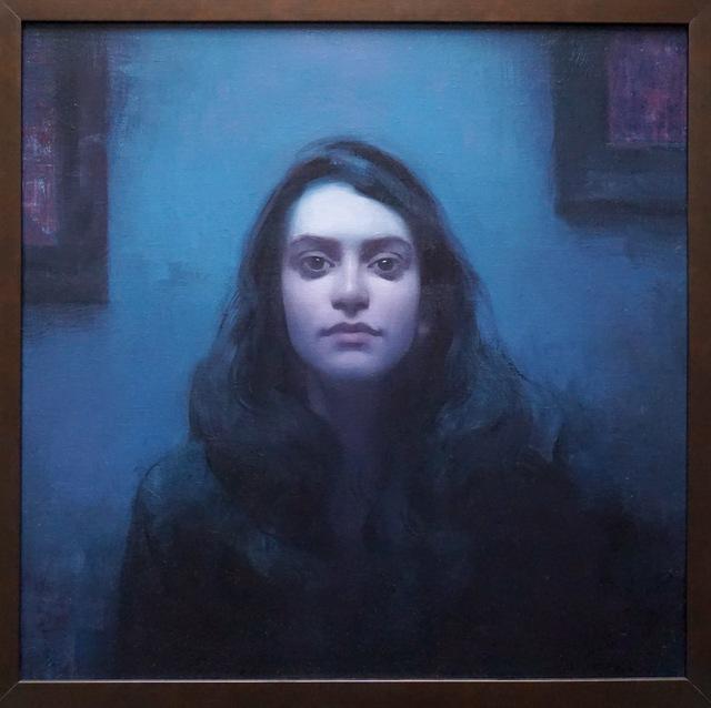 , 'Alexa,' 2017, Grenning Gallery