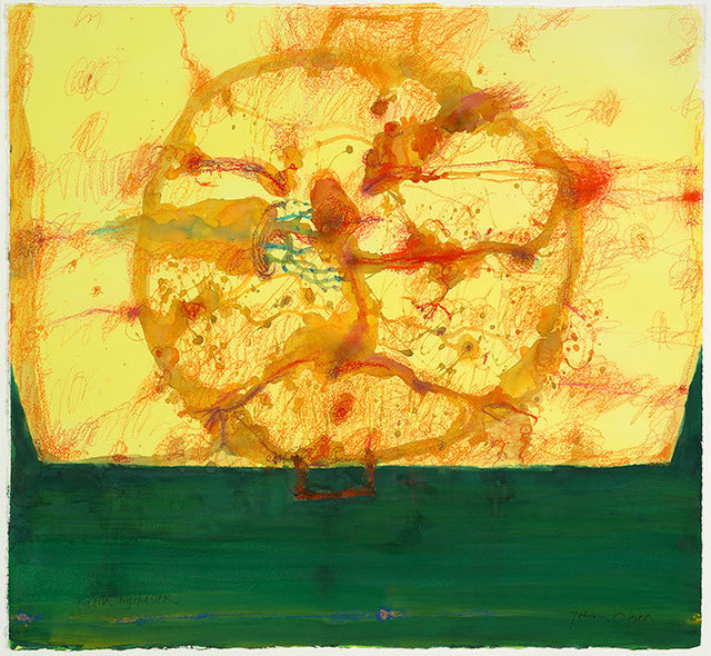 , 'Paella by the sea,' 1980, OLSEN GALLERY