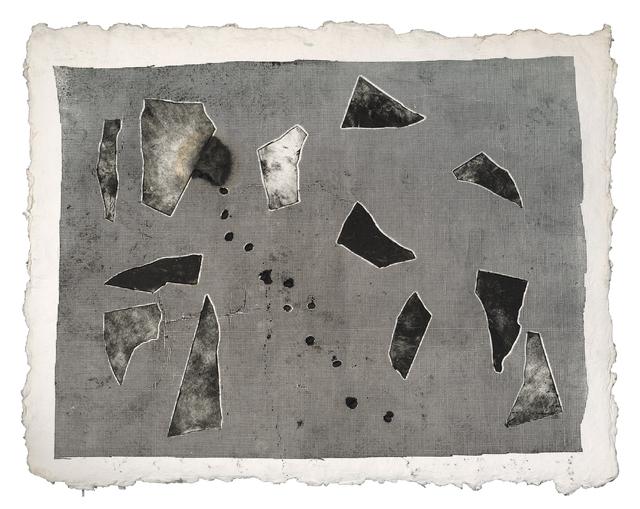 David Lynch, 'Unitled (C27)', 2001, Tandem Press