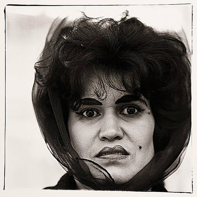 Diane Arbus, 'Puerto Rican Woman with a Beauty Mark, NYC', 1969, IFAC Arts