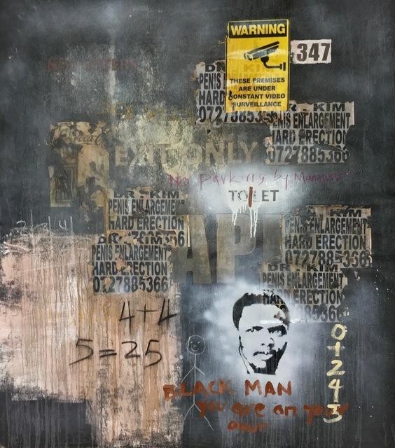 , '347 (Talking Walls),' , ARTLabAfrica