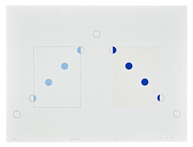 , 'Utopia 18-6,' 2018, Cahiers d'Art